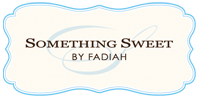 Something Sweet by Fadiah